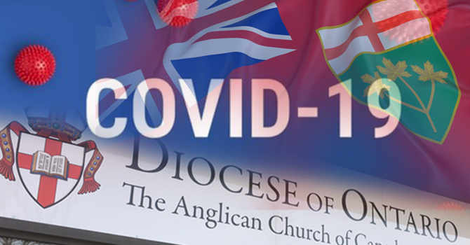 Diocesan update: reopening our church buildings and in person ministry