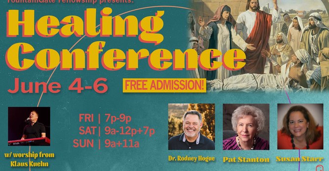 Healing Conference - Session 4