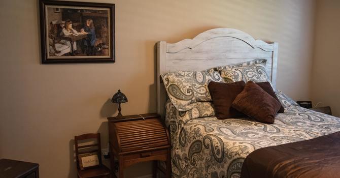 A spare bedroom for God's kingdom image