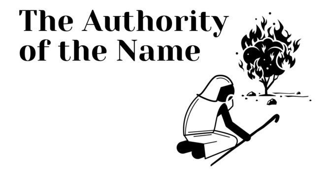 The Authority of the Name