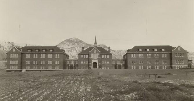 In Response to the Kamloops Residential School News image