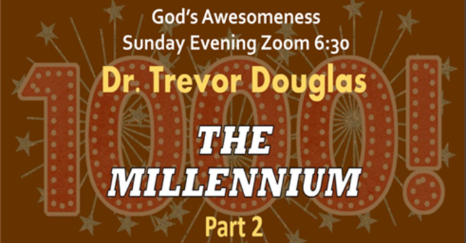 God's Awesomeness in Creation & Prophecy