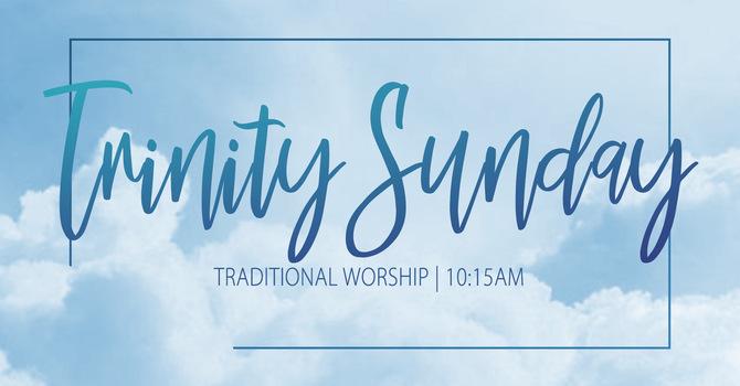 Trinity Sunday | Traditional Worship