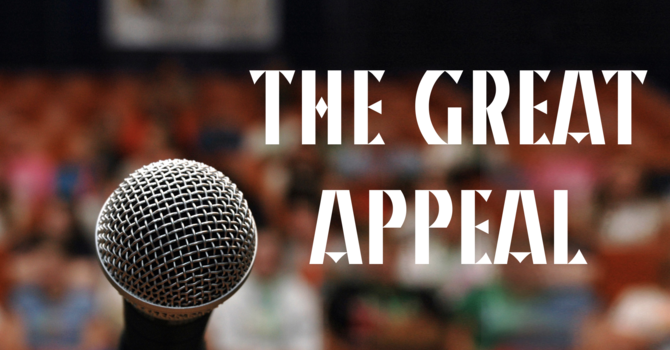 The Great Appeal