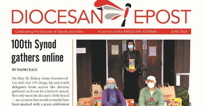 June 2021 Diocesan E-Post image