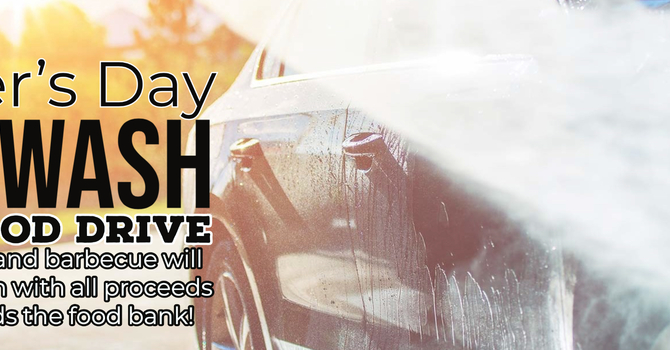 Father's Day Carwash and Food Drive