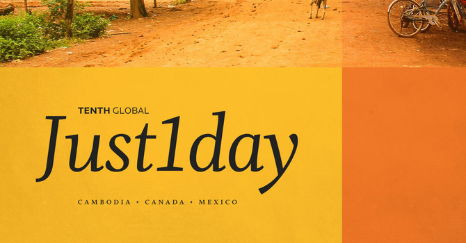 Just 1 Day: Mexico, Creation Care, and Hospitality