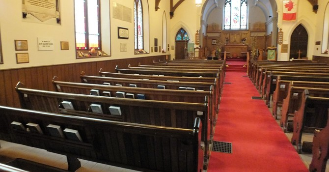 St. Mark's Reopening on June 27 image