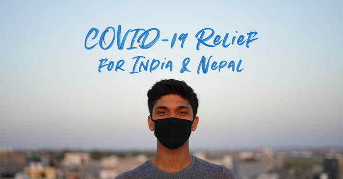 Relief for India & Nepal