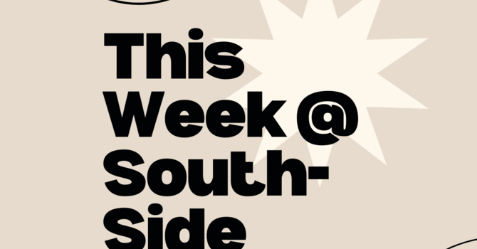 This Week at Southside (6.13.21) image