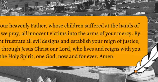 Statement from Archbishop David image