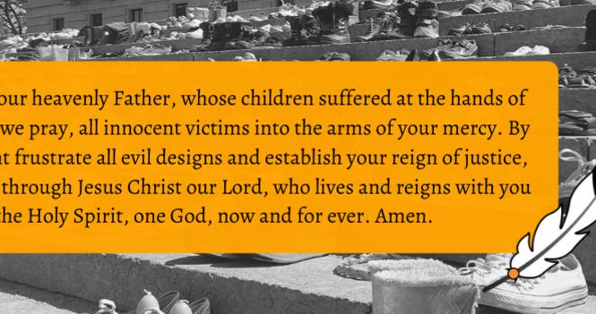 Statement from Archbishop David