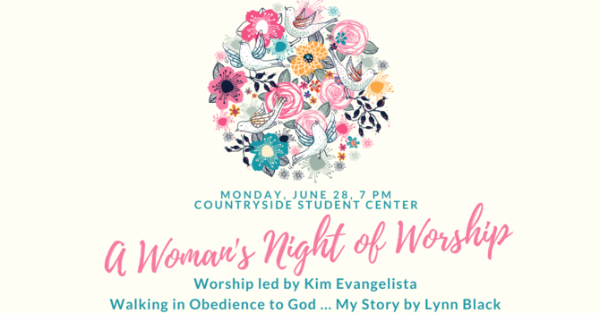 A Woman's Night of Worship
