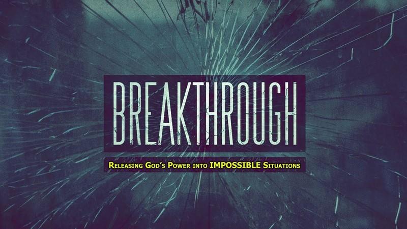 Breakthrough - Part 4a