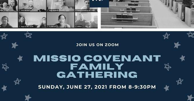 Missio Covenant Family Gathering image