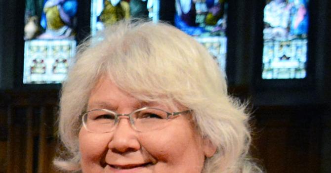 The Reverend Vivian Margaret Seegers - Priest