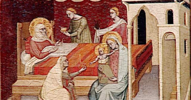 The Nativity of St. John the Baptist