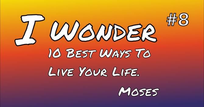I Wonder #8 image