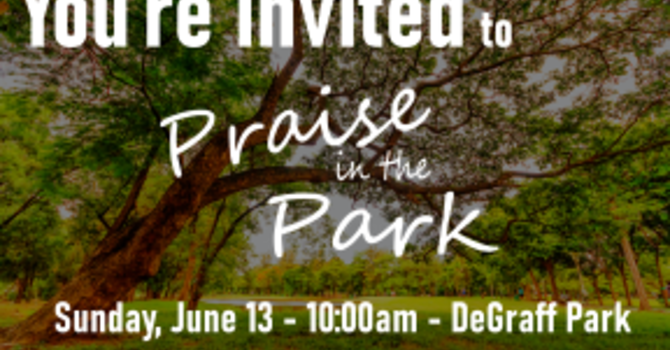 Community Praise in The Park/De Graff Park