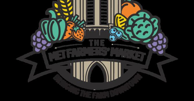 THE MET FARMERS' MARKET IS OPEN! image