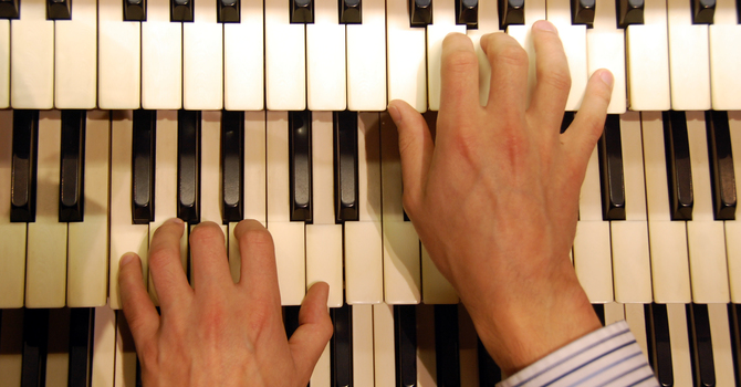 Lunchtime Organ Recital