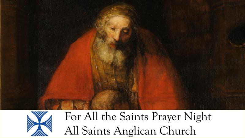 Cochrane Prayer Night June 16, 2021