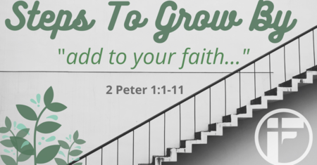 Steps To Grow By