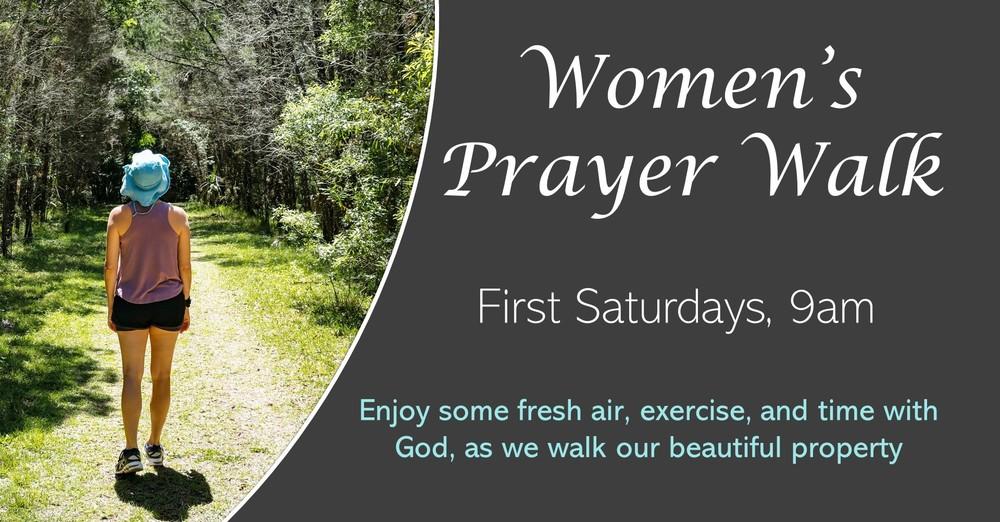 Women's Prayer Walk
