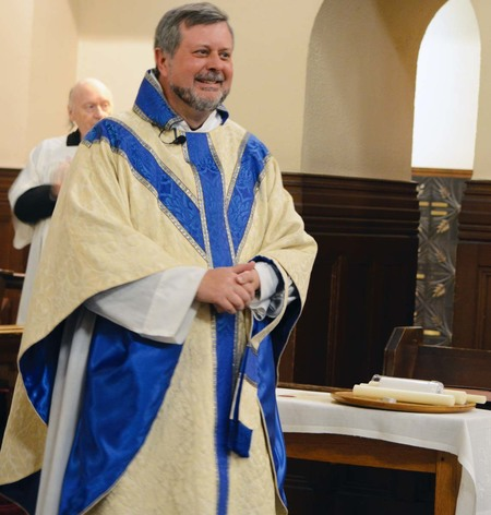 Clergy News Around the Diocese  - Synod Week 2017 (May21-27)