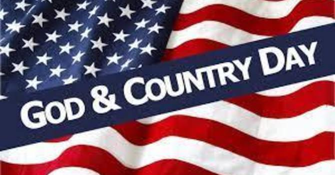 God & Country Day