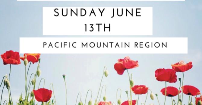 Sunday Service June 13th, 2021