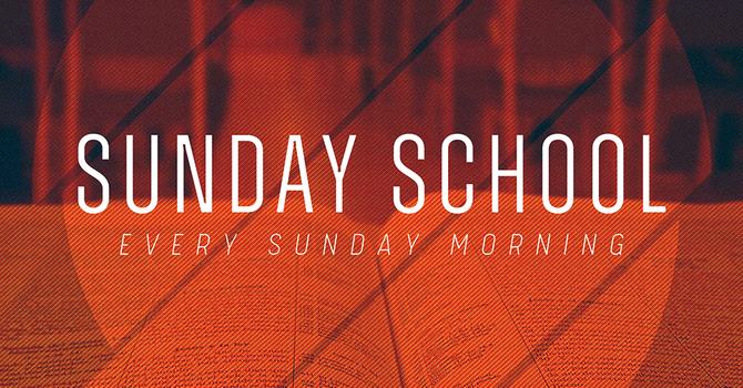 Adult Sunday School 6/13/21