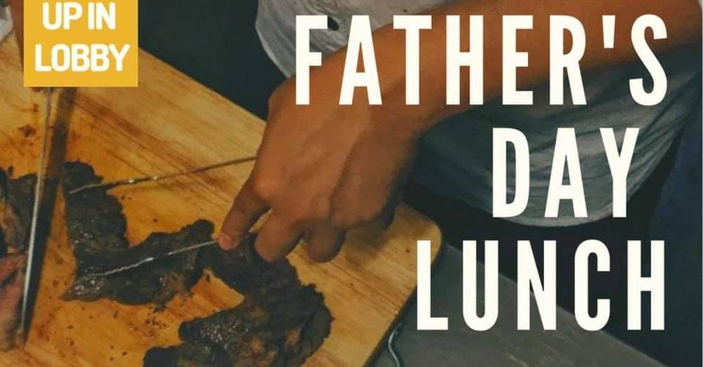 Fathers Day Cookout