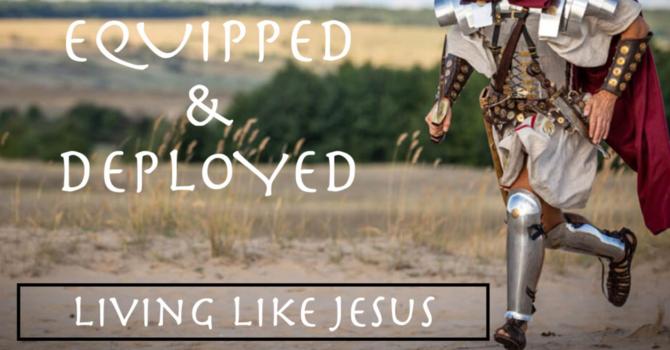 Living Like Jesus