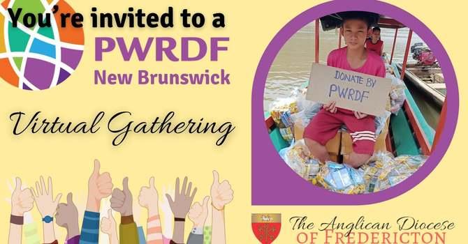 Diocesan PWRDF Gathering