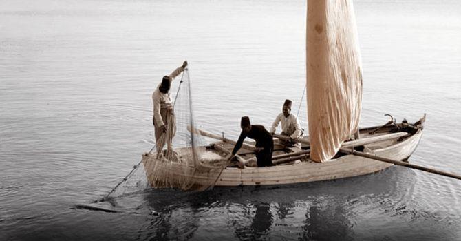 Jesus is still in the Boat!  image