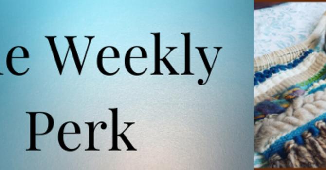 Weekly Perk image