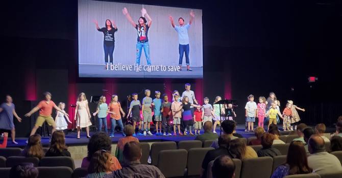 VBS Celebration Sunday! image