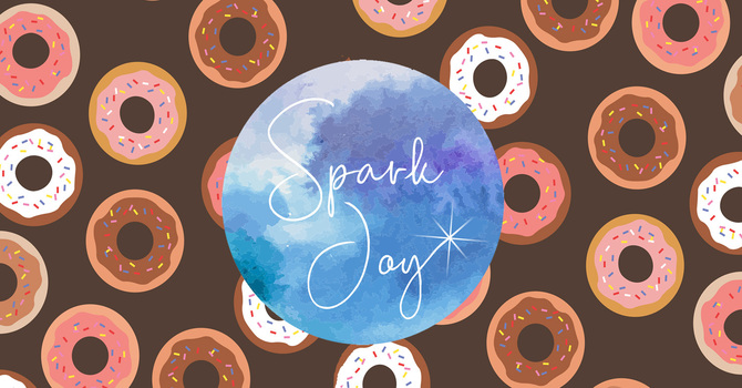 Spark Joy with Donuts! image