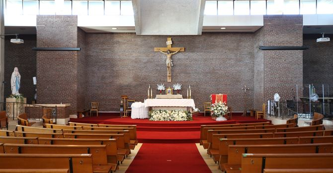 Sunday 9am Mass