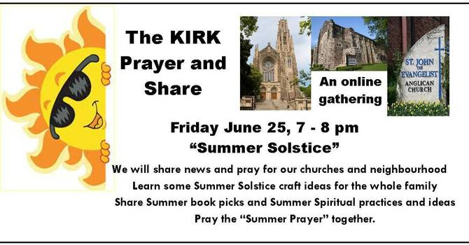 Kirk Prayer and Share