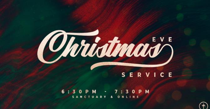 Christmas Eve Service 2020: Singing