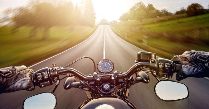 Journey Biker Blessing