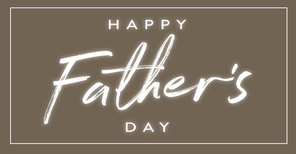 Dear Fathers,