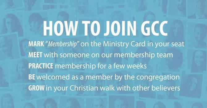 Membership at GCC image