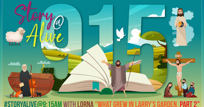 Story Alive @ 10:45am with Lorna