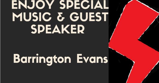 Special Music & Barrington Evans