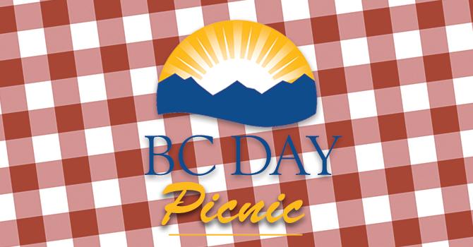 BC Day Picnic