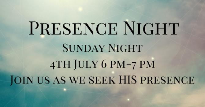 Presence Night