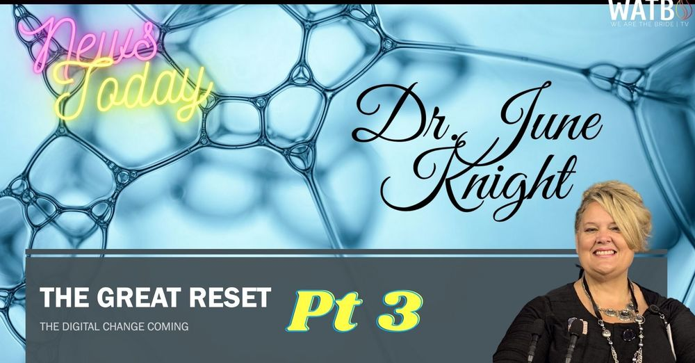 What is the Great Reset? - Part Three